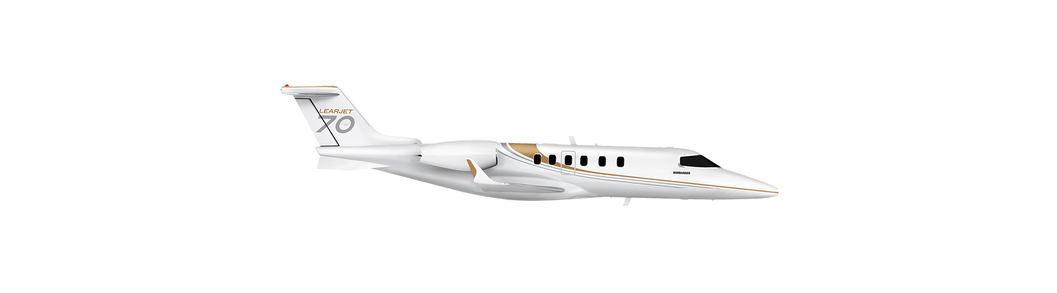 learjet70 side image
