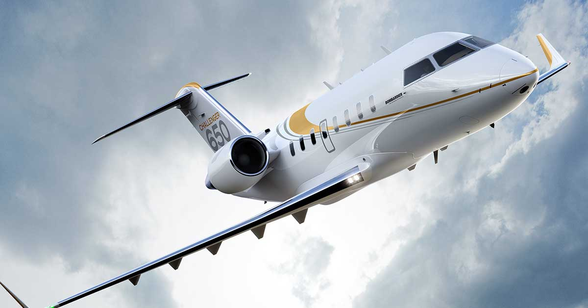 Challenger 650 | Bombardier Business Aircraft