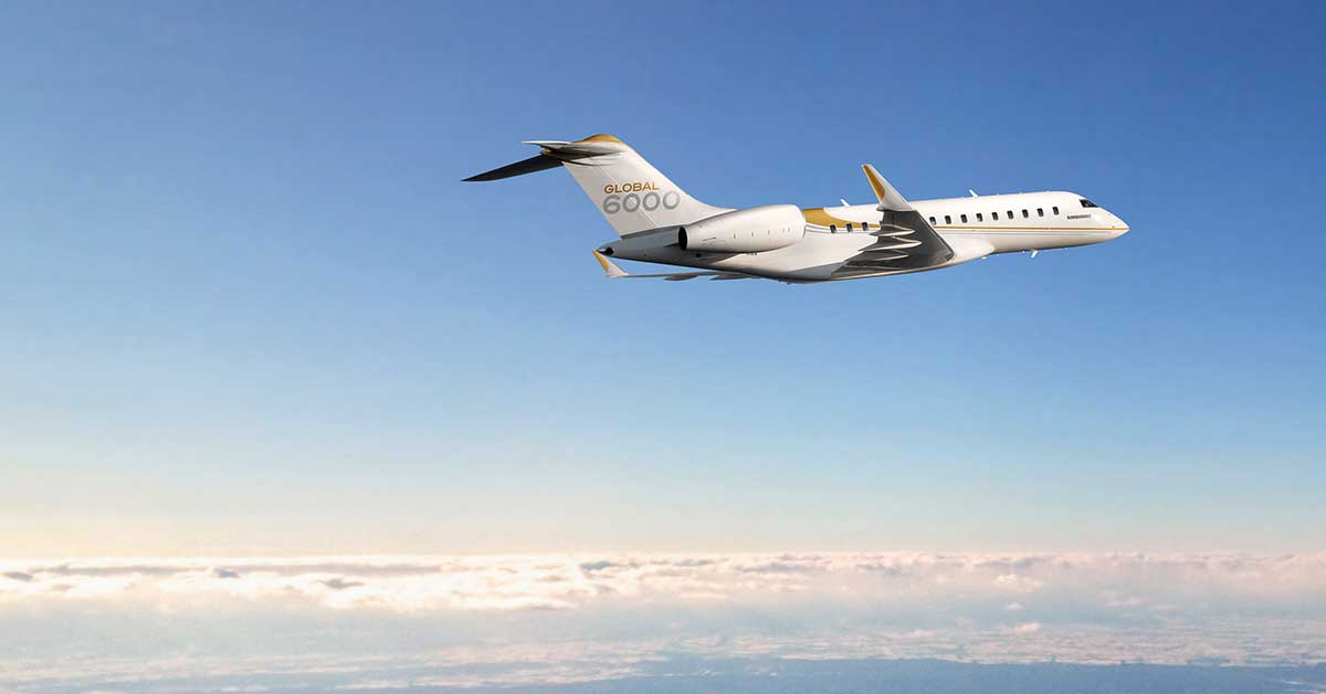 Global 6000 | Bombardier Business Aircraft