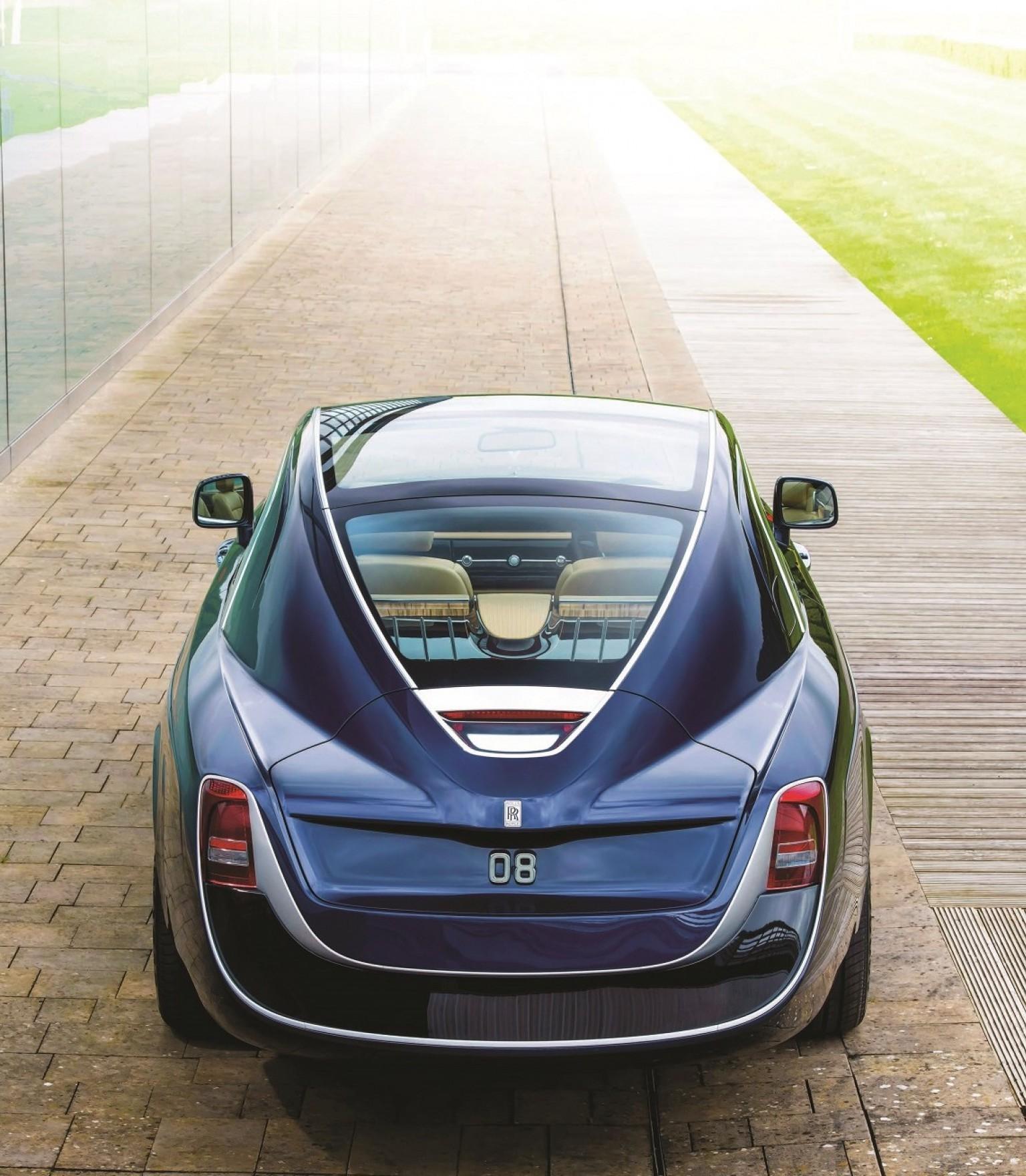 Rolls Royce car