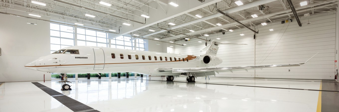 Global 7500 Aircraft: The Final Days of Certification Flight ...