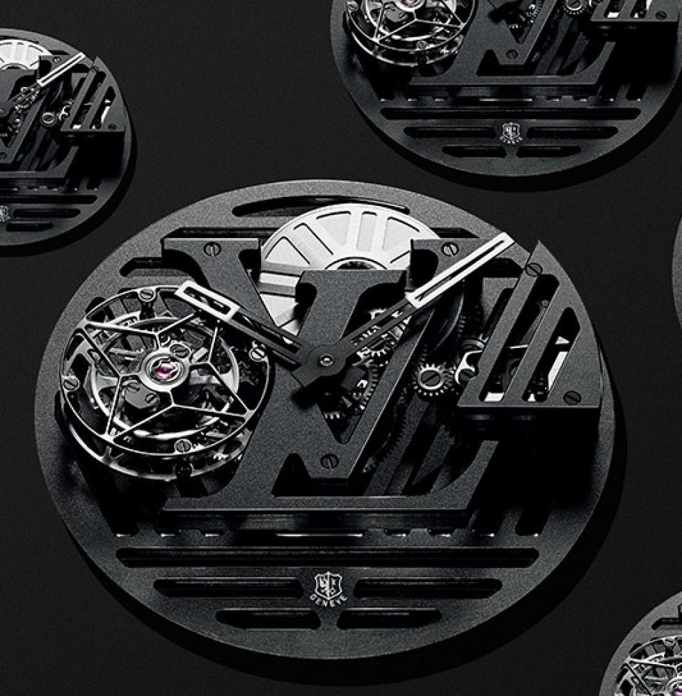 Louis Vuitton's milestone timepiece