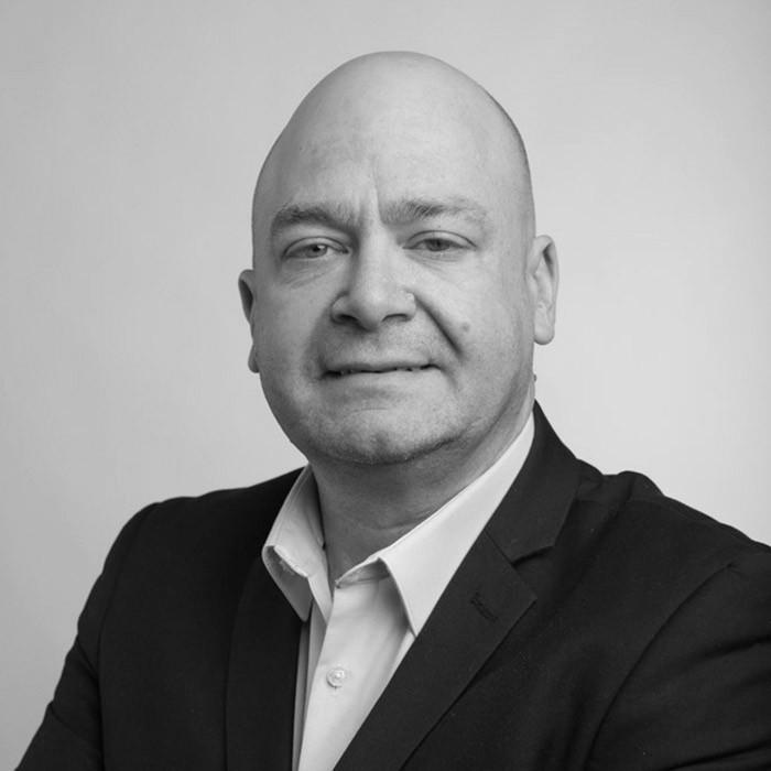 Glyn Tookey - Directeur regional des ventes - UK, Suisse, Mediterranée du Nord, Asie Centrale