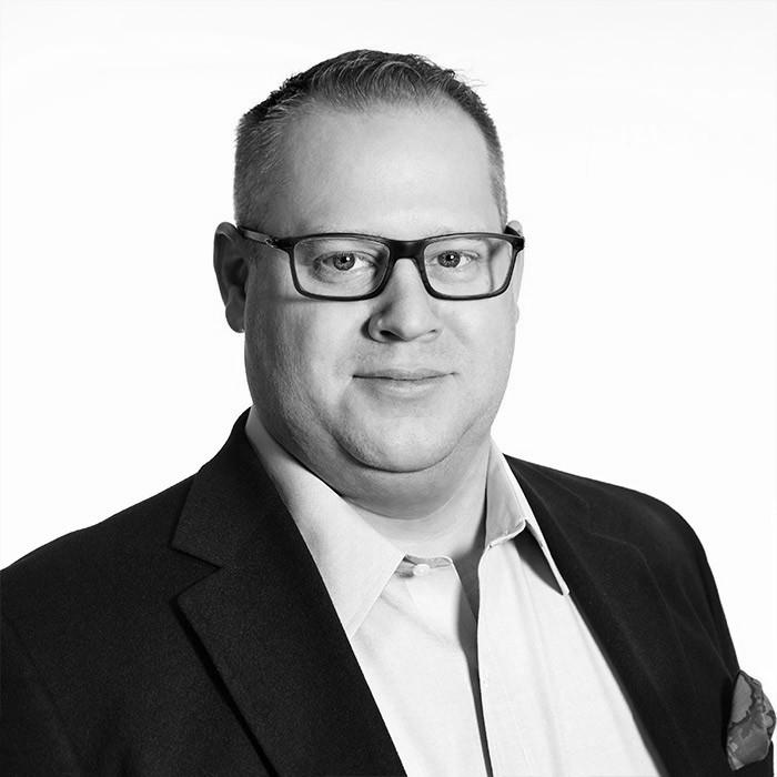 Justin Jones - Sales Director – Western Canada
