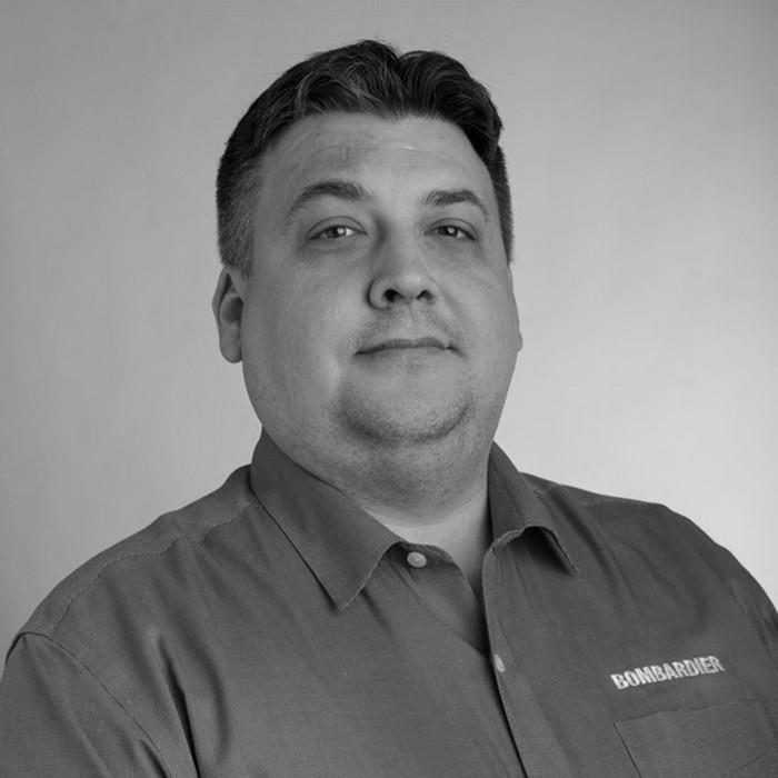 Kiril Jakimovski - Directeur regional des ventes - États-Unis Grands Lacs
