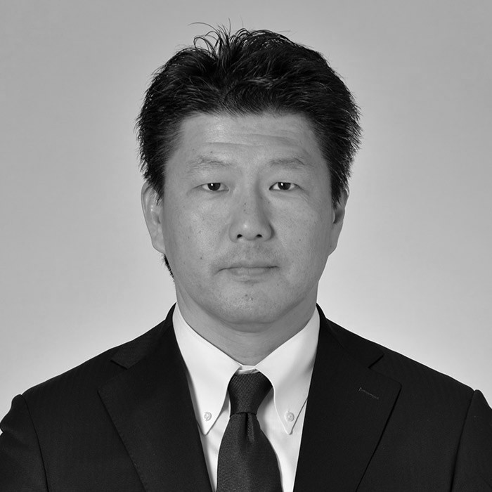Yuji Shiraishi - Sales Director - Japan, Mongolia, South Korea