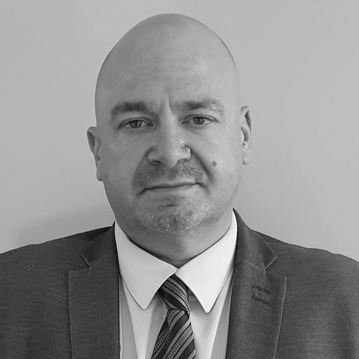 Glyn Tookey - Regional Sales Manager - UK, Switzerland, North Mediterranean, Central Asia