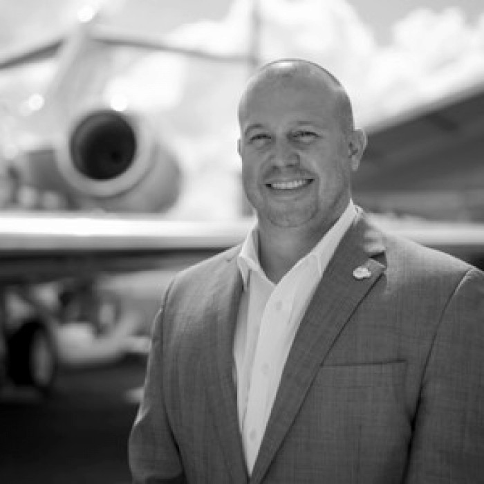 Zachary Wachholz - Sales Director Learjet - United States - AR, CA, IA, KS, MN, MO, ND, NE, OK, SD