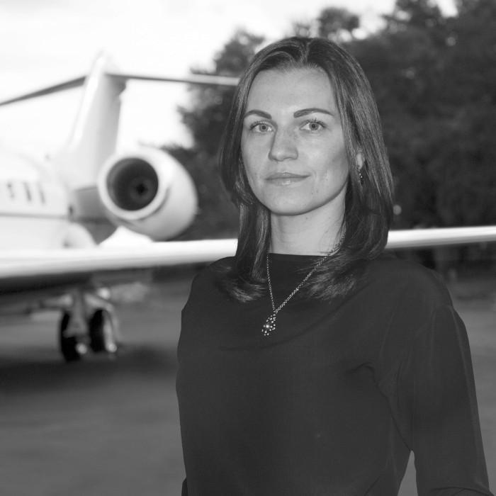 Valeria Kolyuchaya - Vice-présidente régionale des Ventes - Europe Centrale et de l'Est, Russie et Communauté des États indépendants (CÉI)