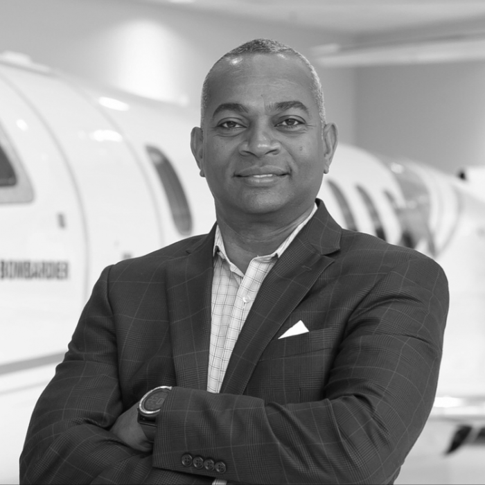 David Douglas - Sales Director Learjet - United States (AK, AZ, CO, ID, NM, NV, MT, OR, UT, WA, WY)