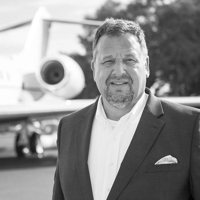 Mark Serbenski - Directeur des ventes - Avions d'occasions - États-Unis (IL, IN, MI, WI)