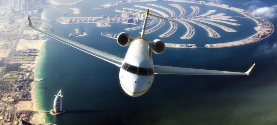 Global 7500 - Dubai