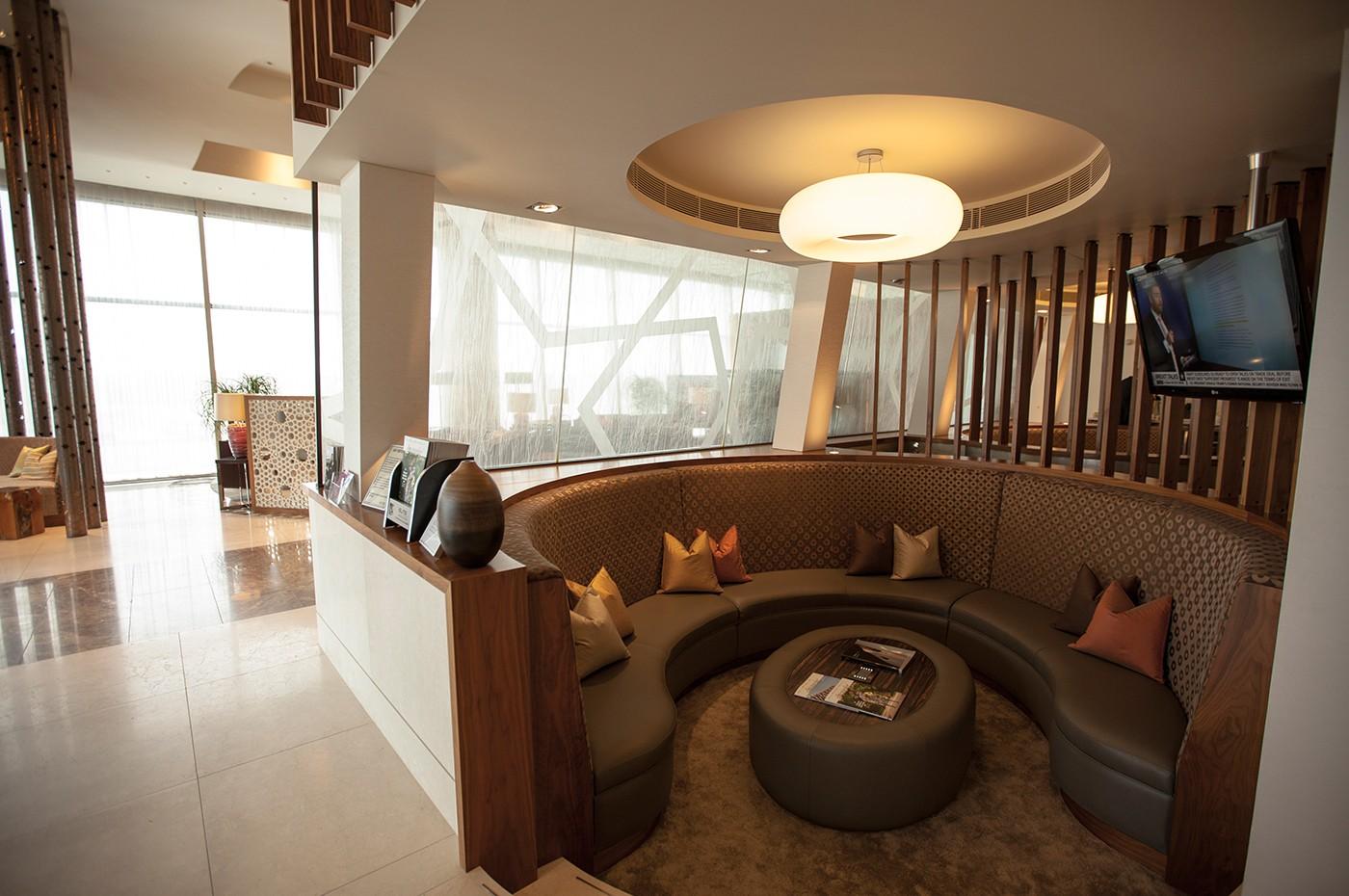 Biggin Hill Service Centre lounge