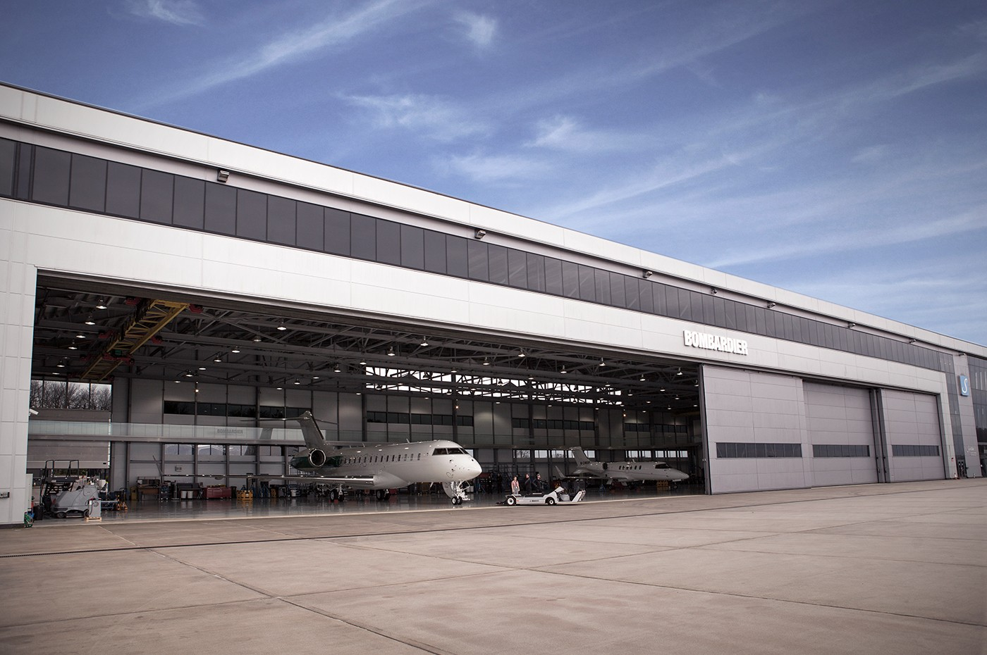 Biggin Hill Service Centre Hangar