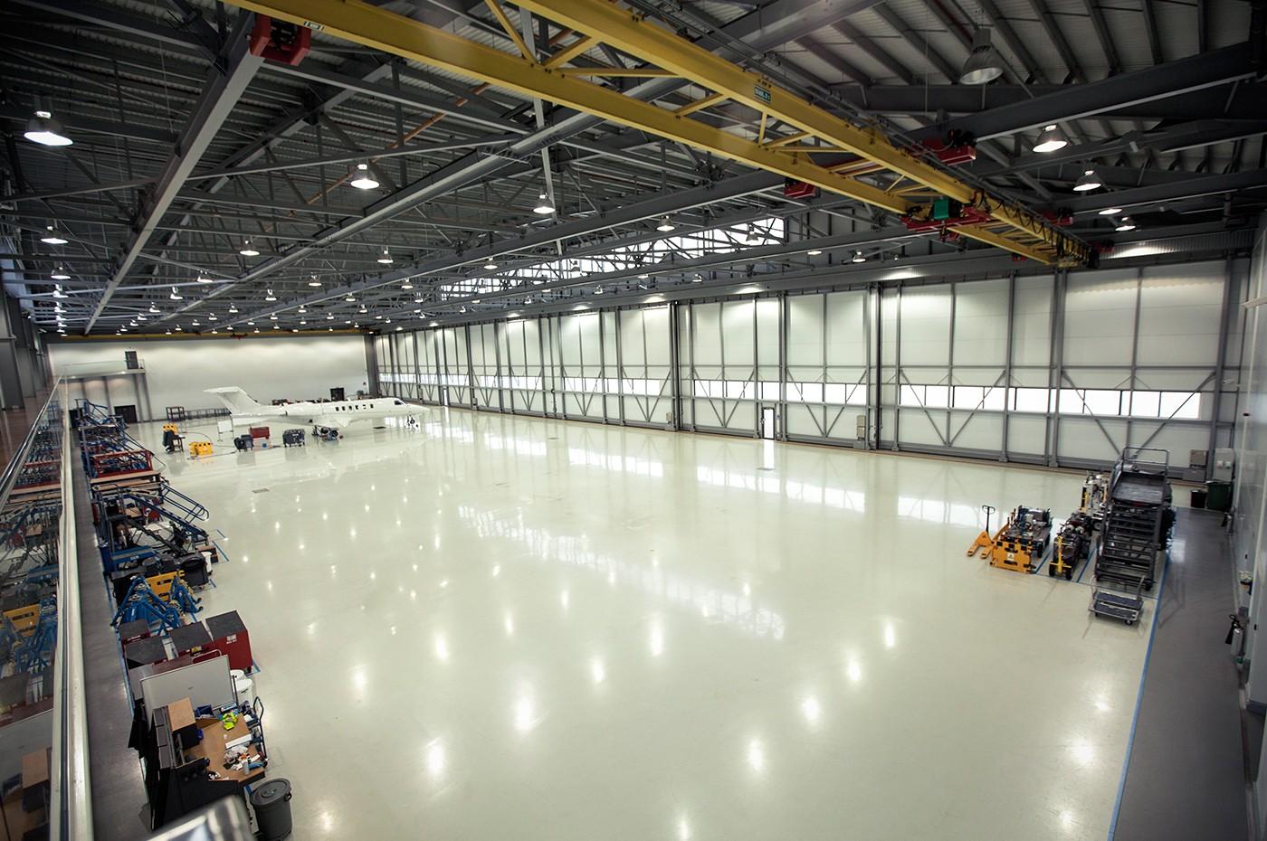 Biggin Hill Service Centre Hangar 1