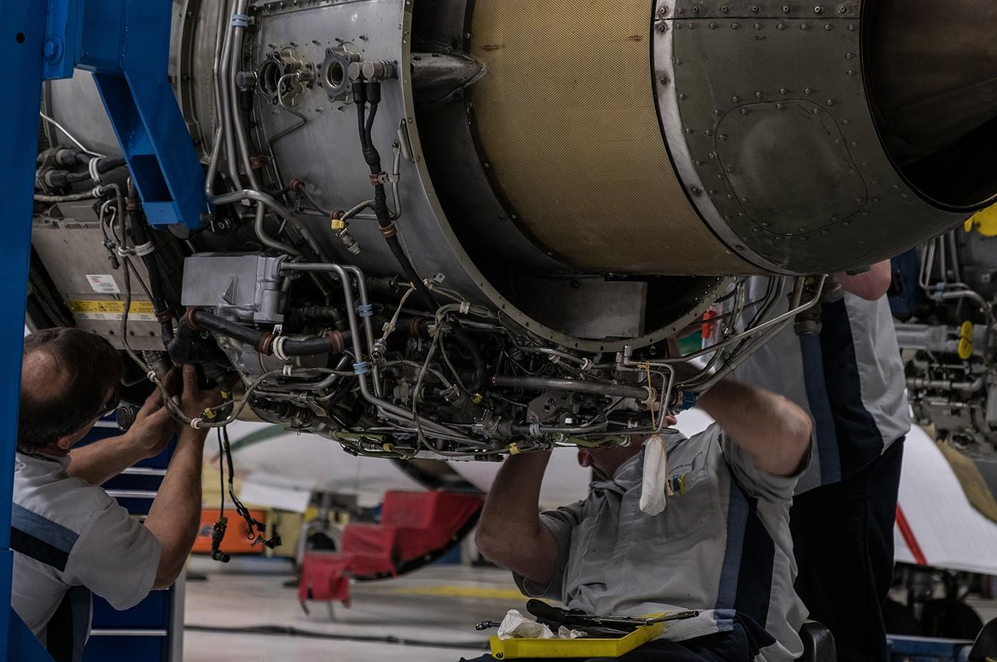 Dallas Service Centre Engine engine maintenance 1