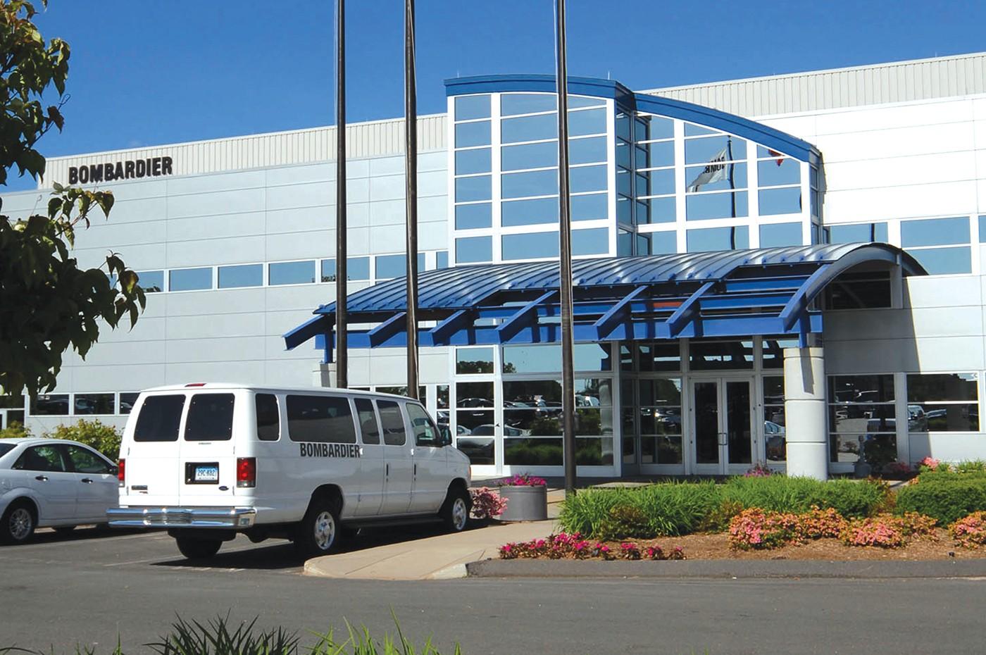 Hartford Service Centre - Exterior