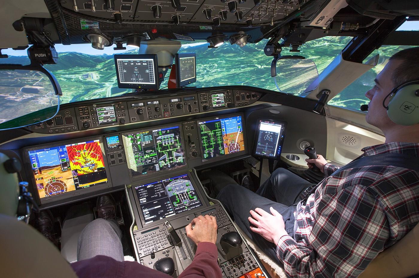 Montreal Training simulator 1