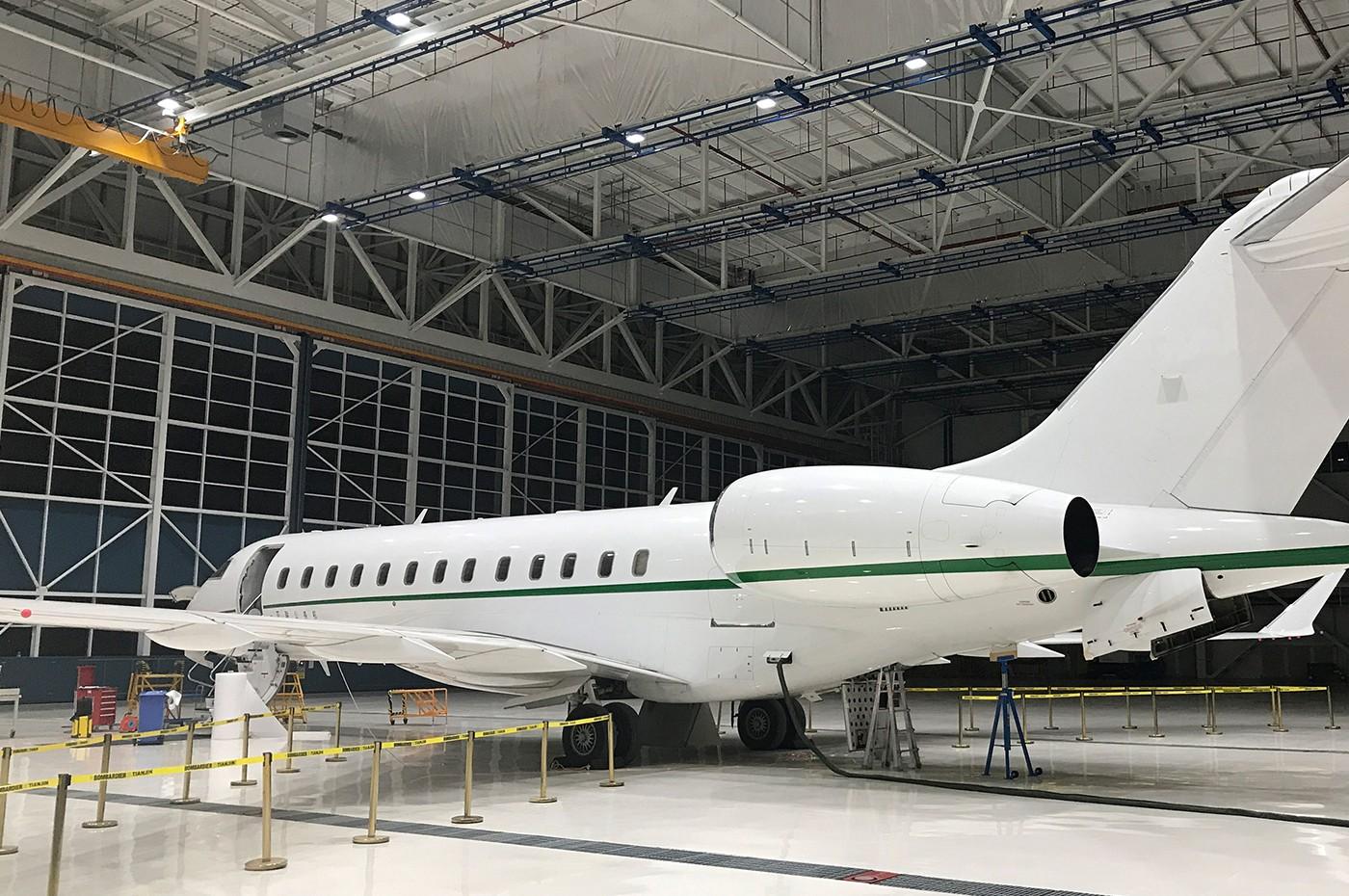 Tianjin Service Centre Hangar 1