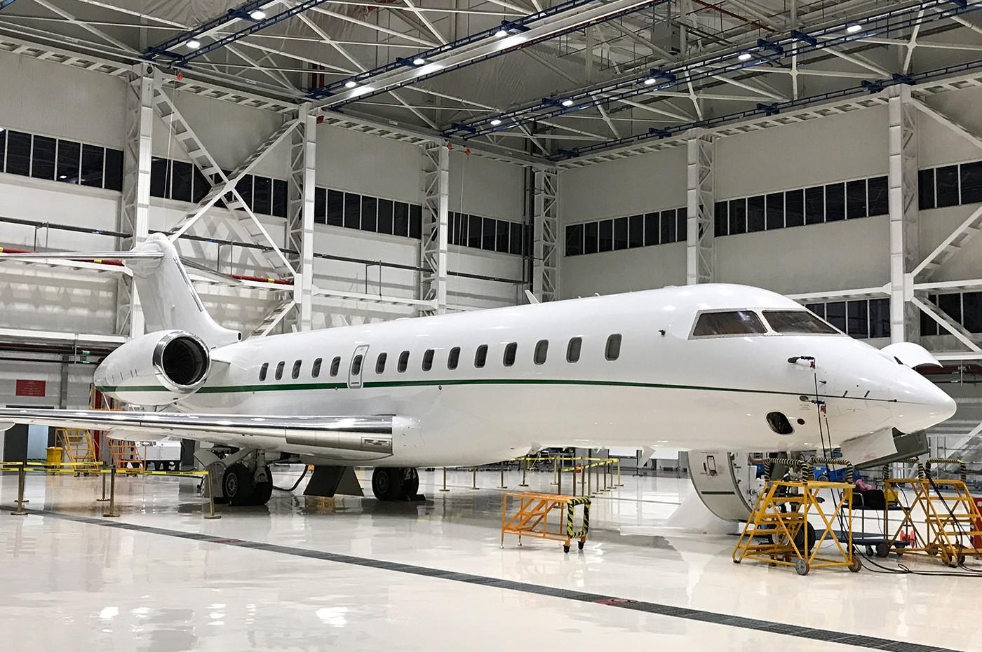Tianjin Service Centre Hangar 2