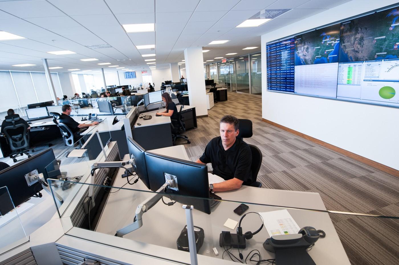 Customer Response Centre - Montreal
