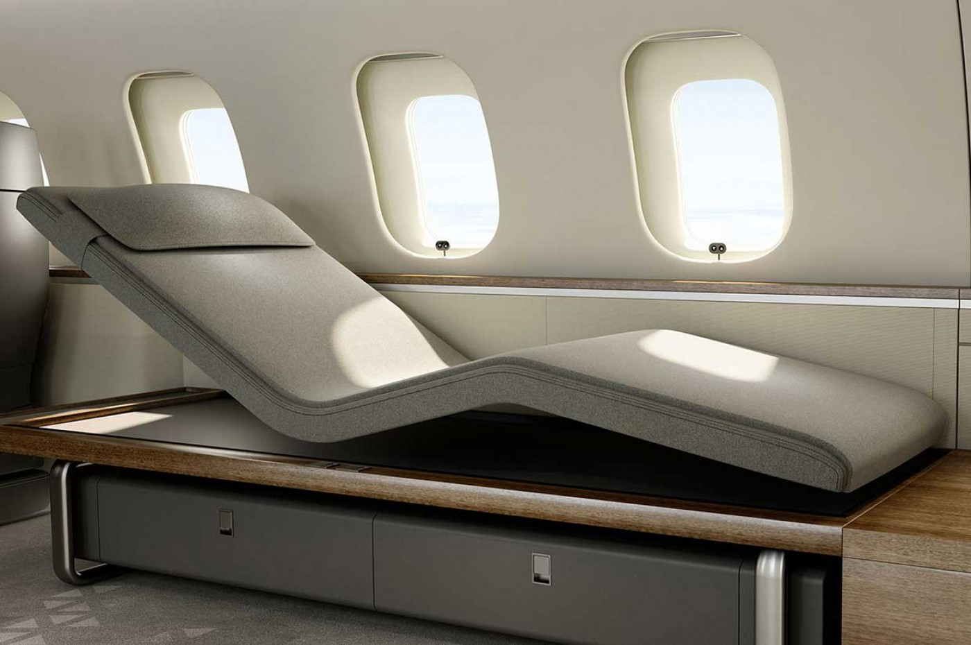Global 5500 Nuage Chaise
