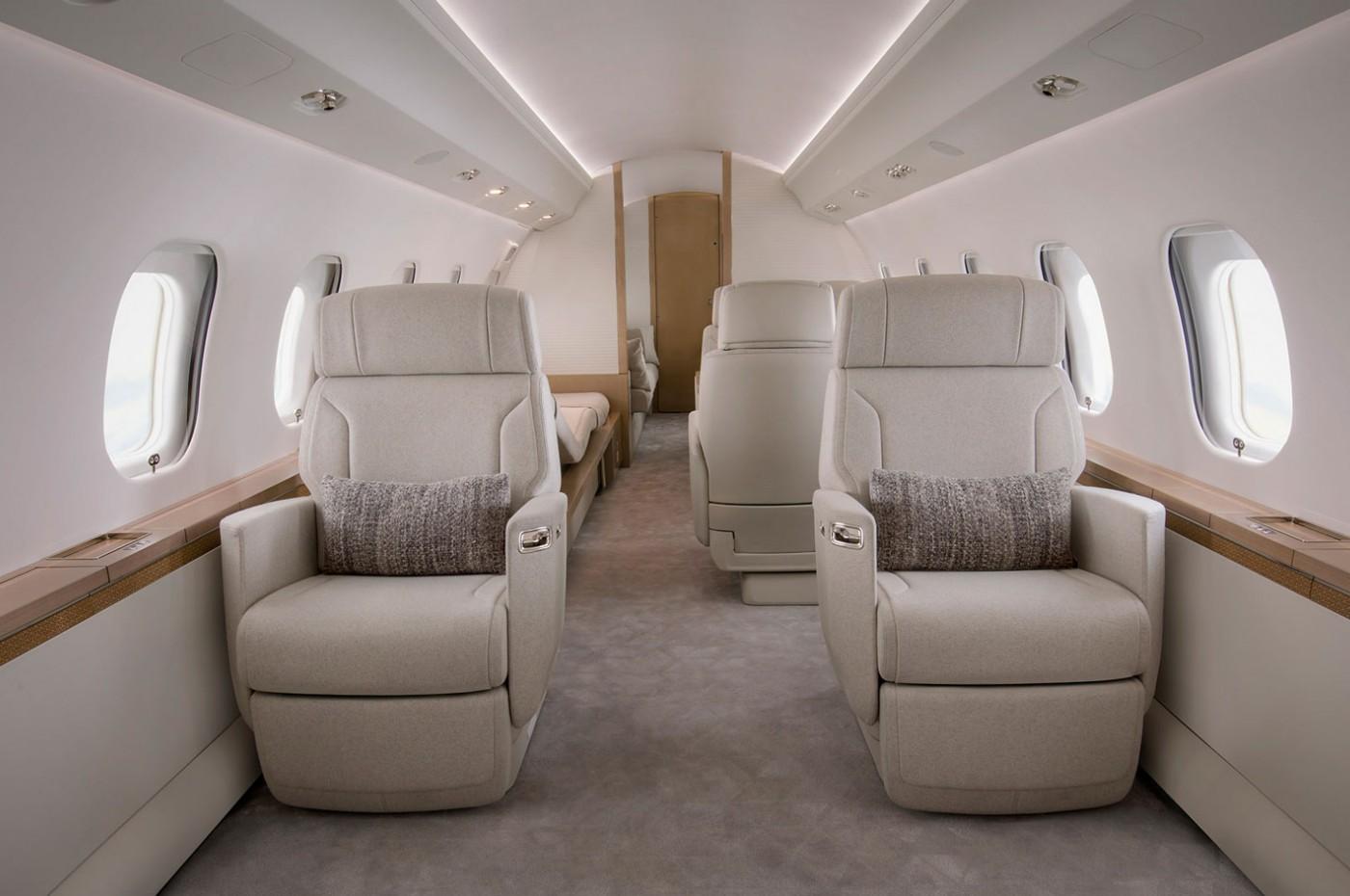Global 6500 Club Suite