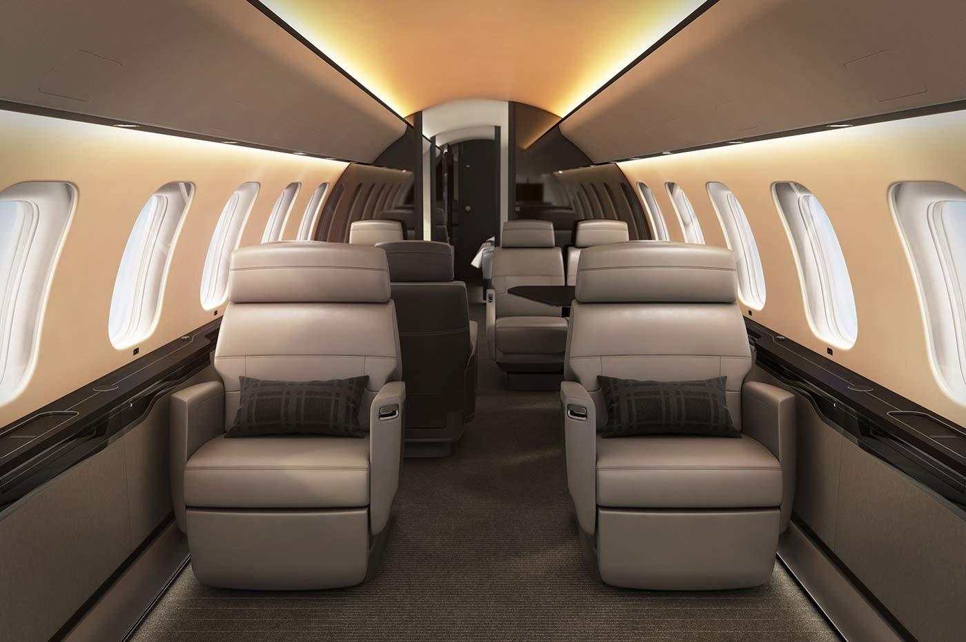 Global 7500 Club Suite