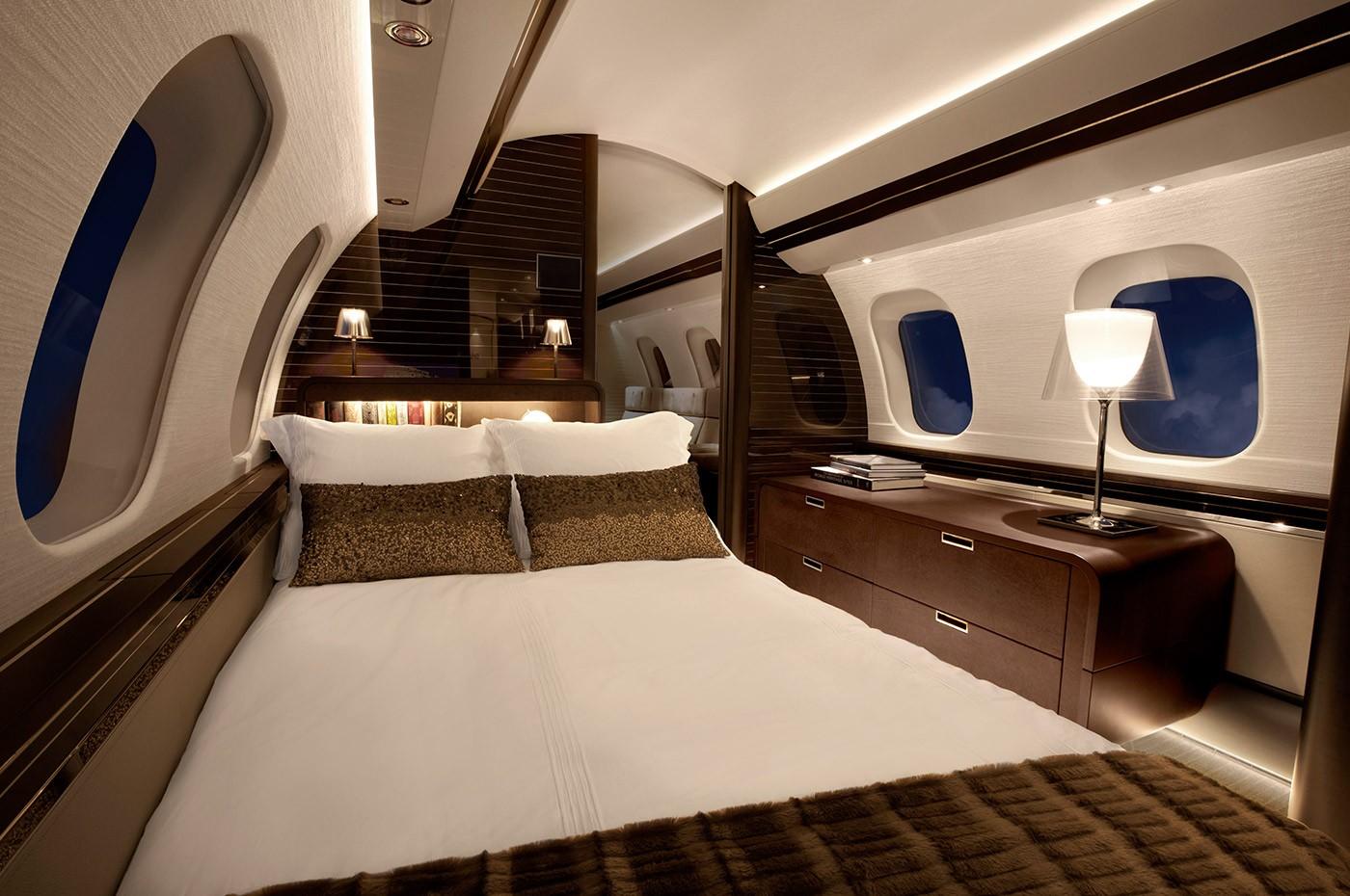 Global 7500 Master Suite