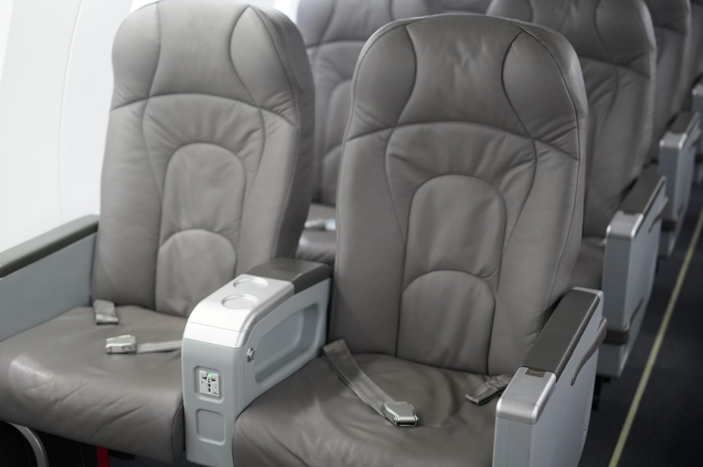 CRJ 700 Seat
