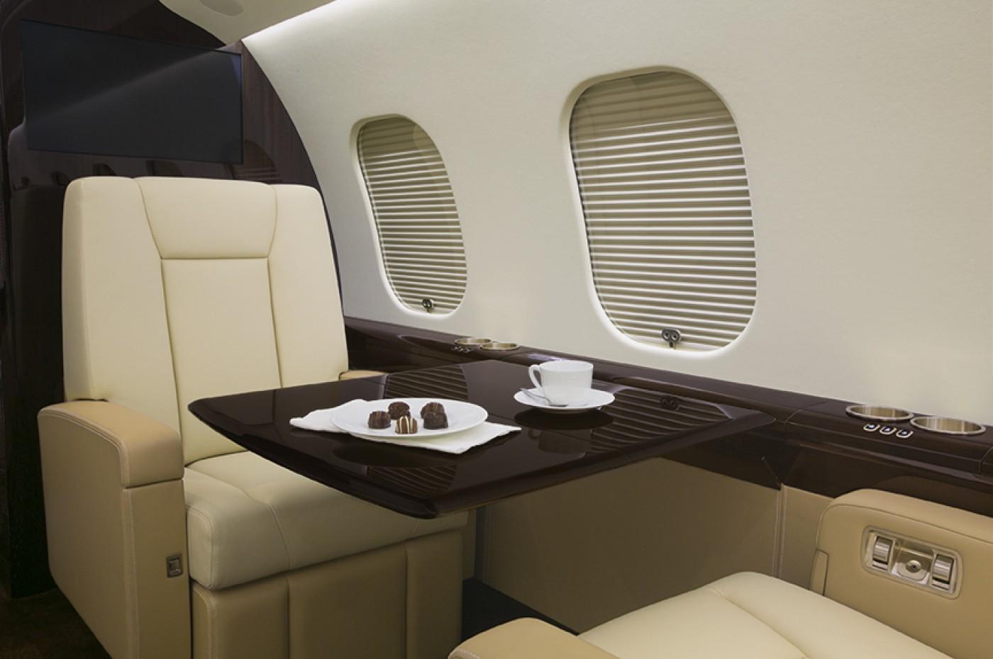 Global 6000 Executive Seat