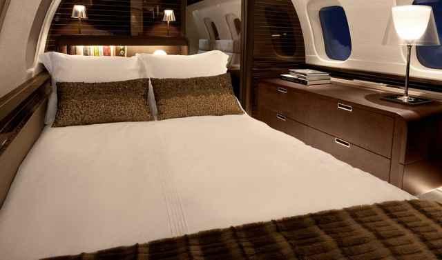 Global 7500 Master Suite