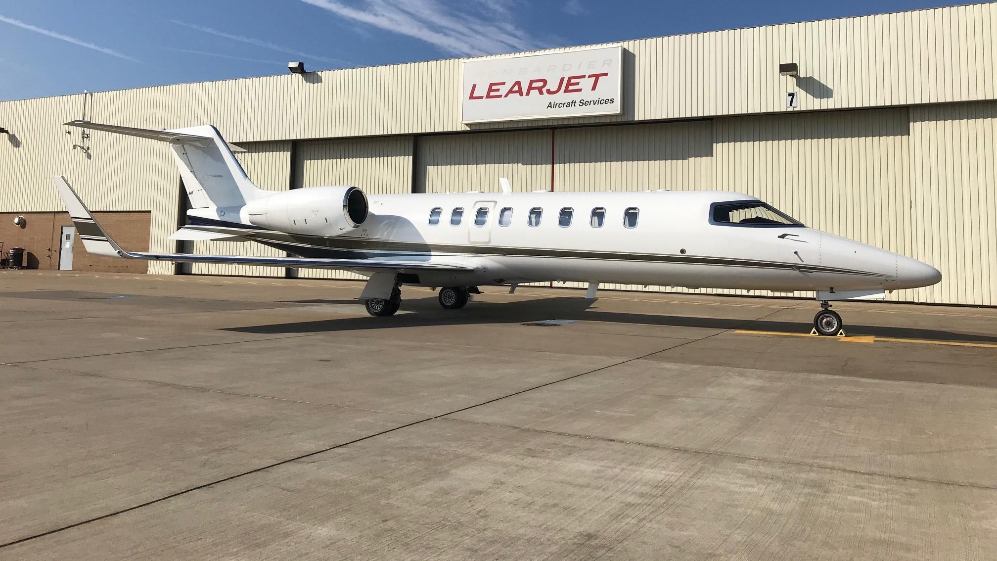 Learjet 45 XR S/N 269
