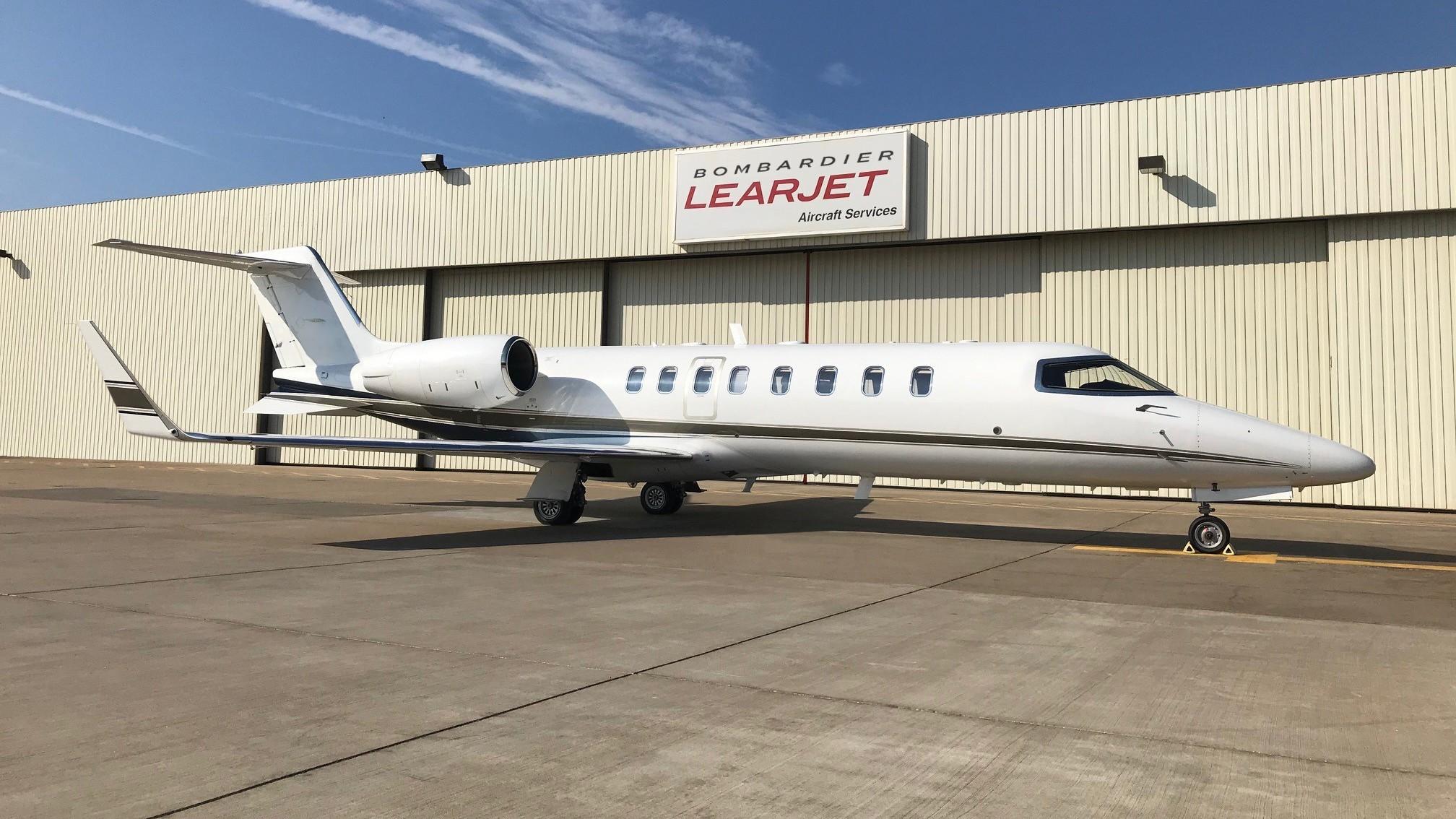 Learjet 45 XR S/N 310