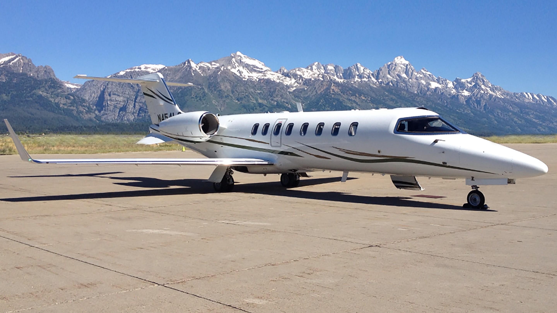 Learjet 45XR S/N 419