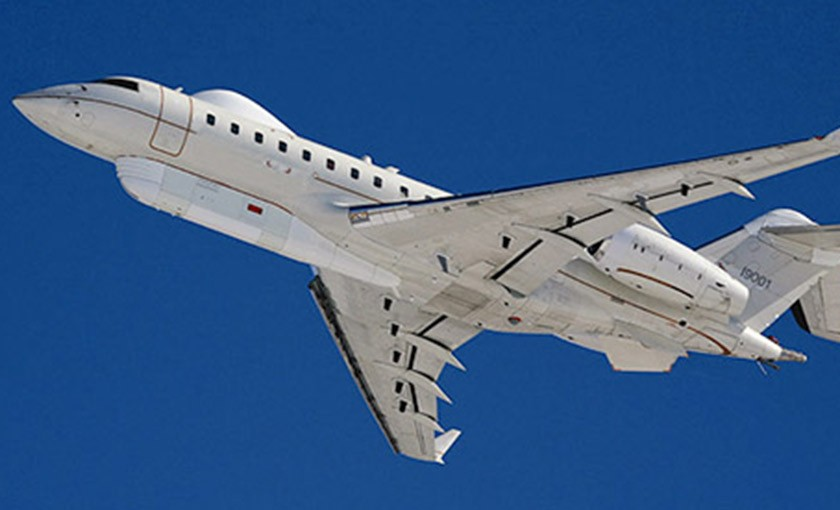 Global 6000 Bombardier Business Aircraft