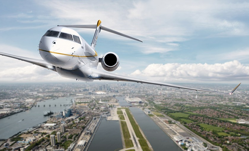 Global 7500 field performance