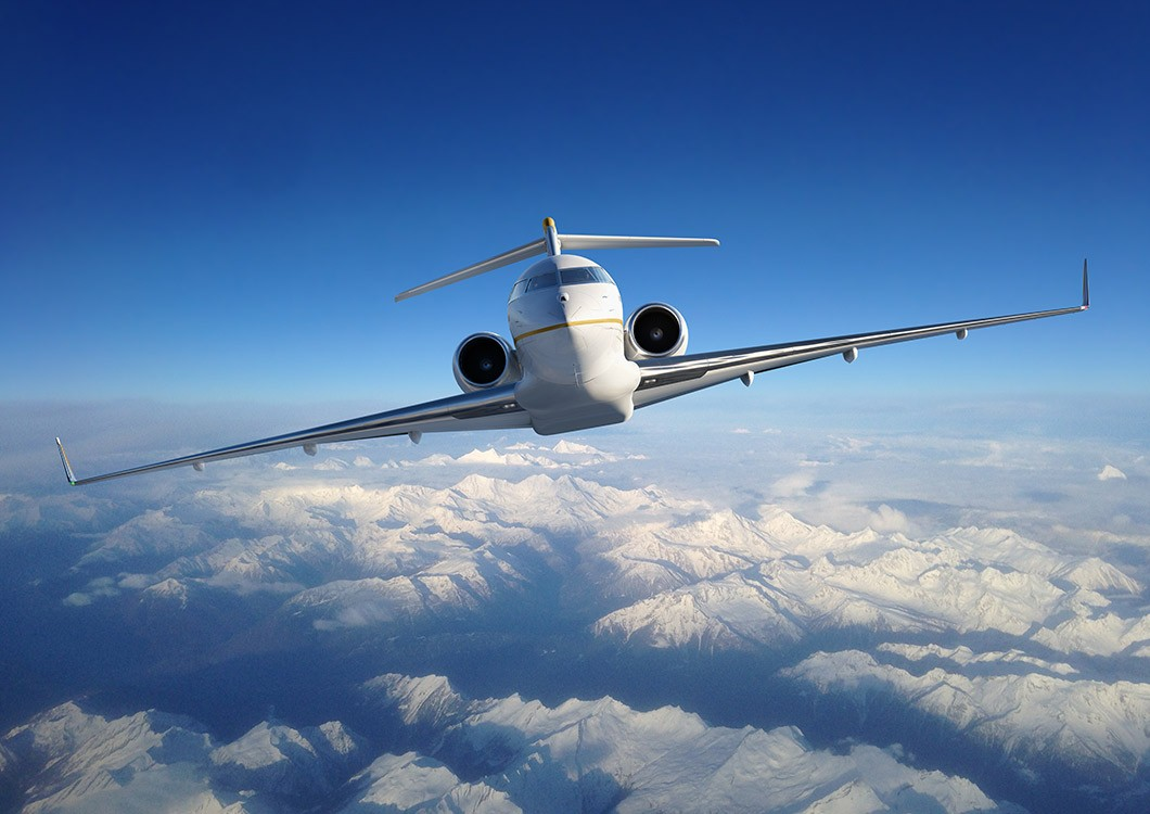 Global 5500 smooth ride