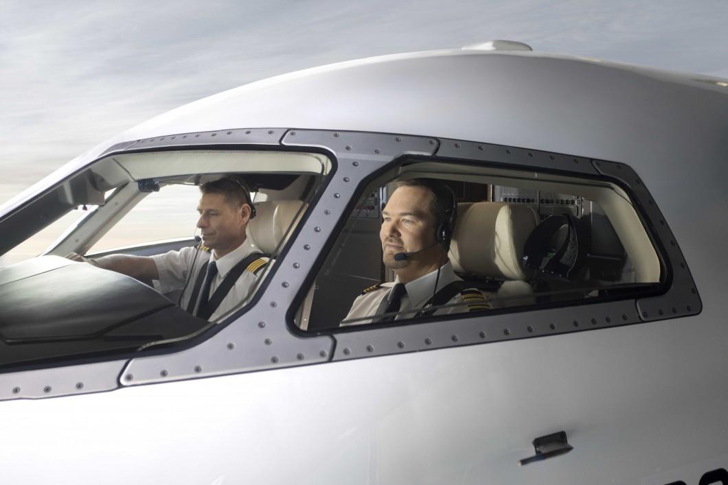 Challenger 350 Dispatch Reliability Pilots