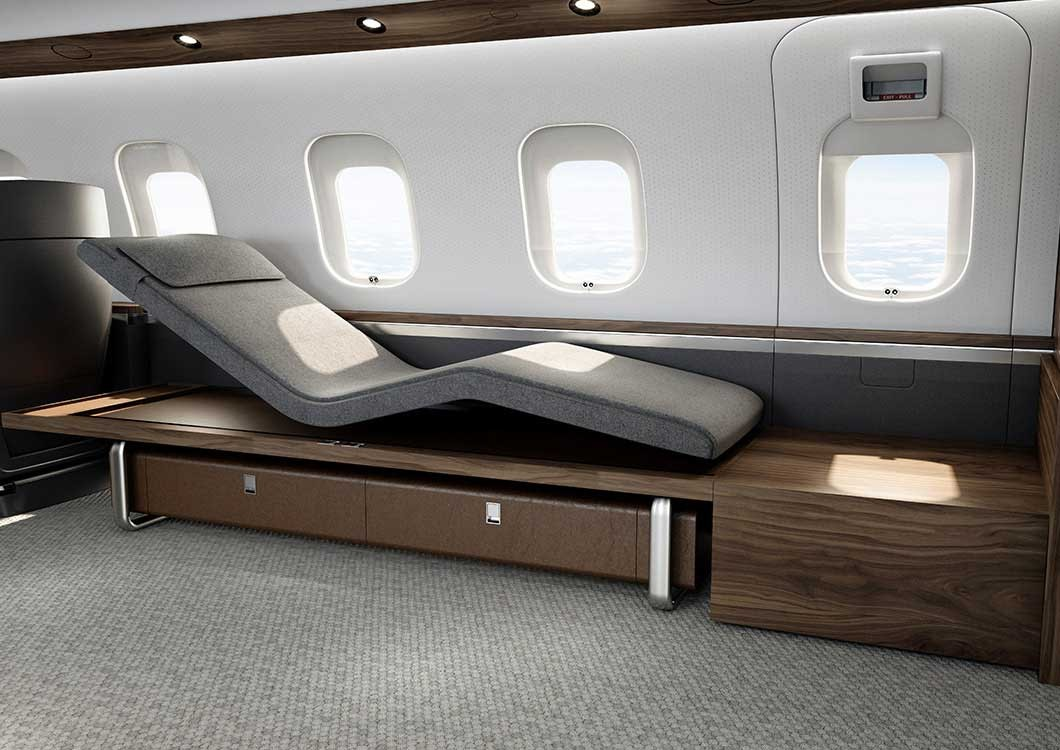 Global 6500 Nuage chaise