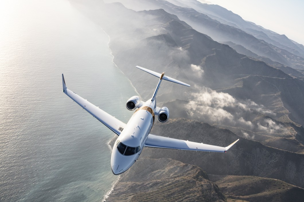 Challenger 350 - smooth ride