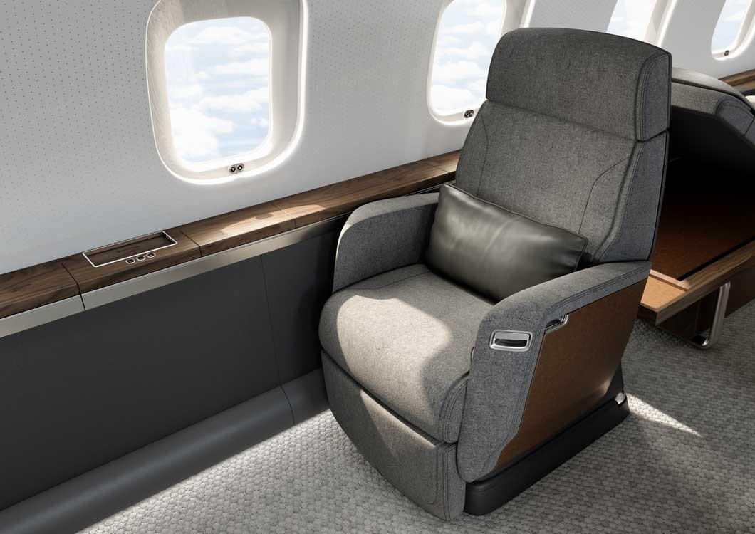 Global 6500 - Le fauteuil Nuage