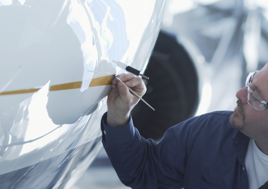 Challenger 3500 - Sustainable manufacturing