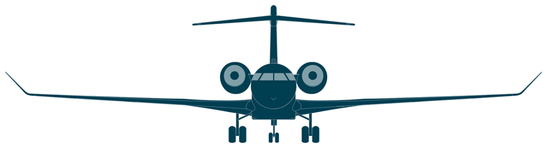 Global 7000 front view