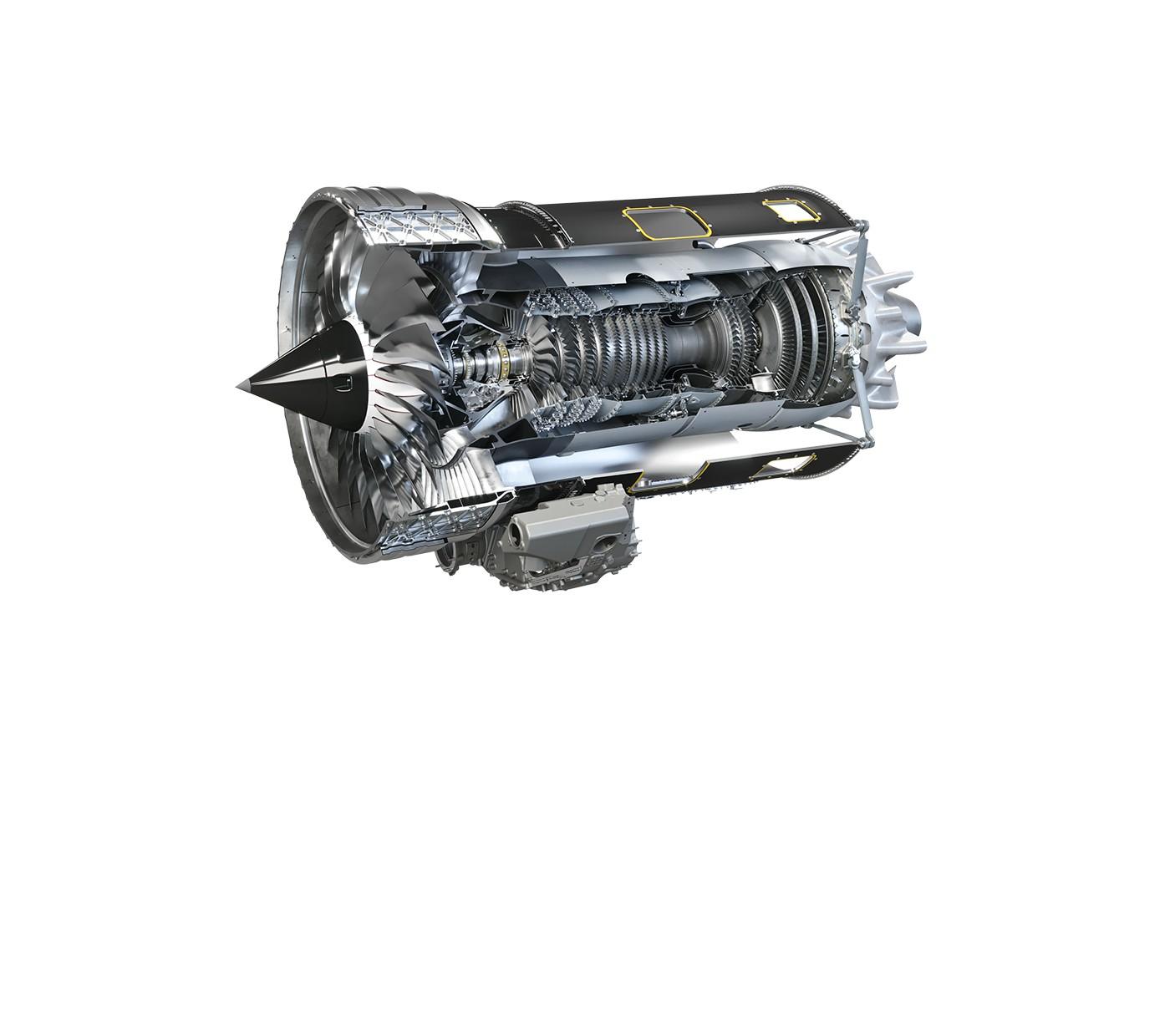 Rolls-Royce Pearl engine