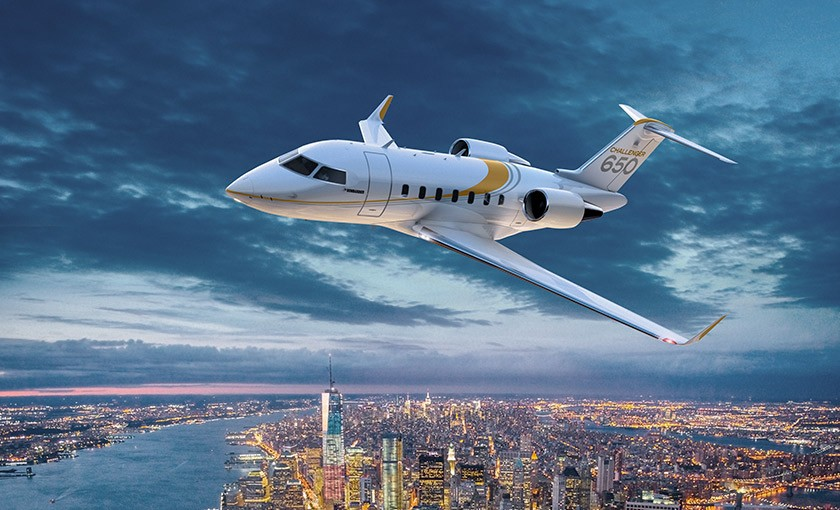 Challenger 650 lowest direct operating cost