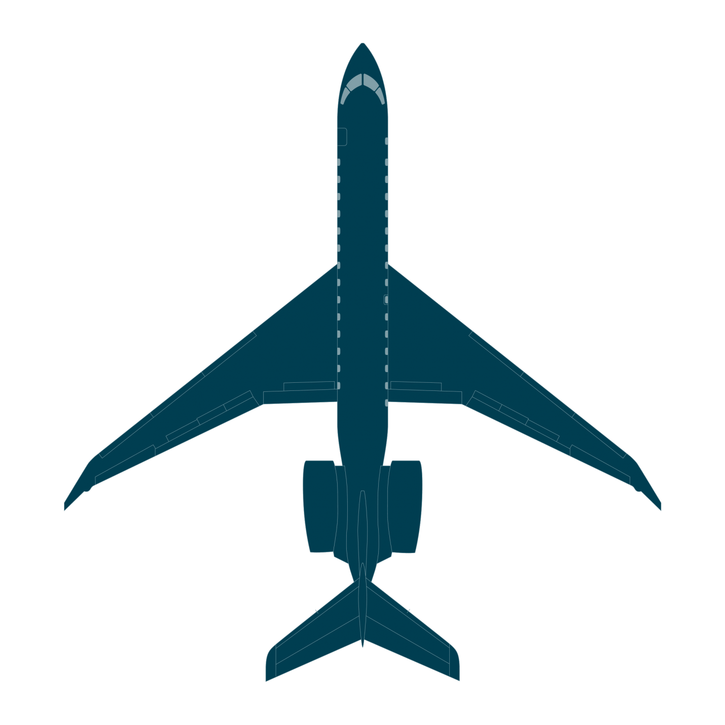 Global 7000 Bombardier Business Aircraft