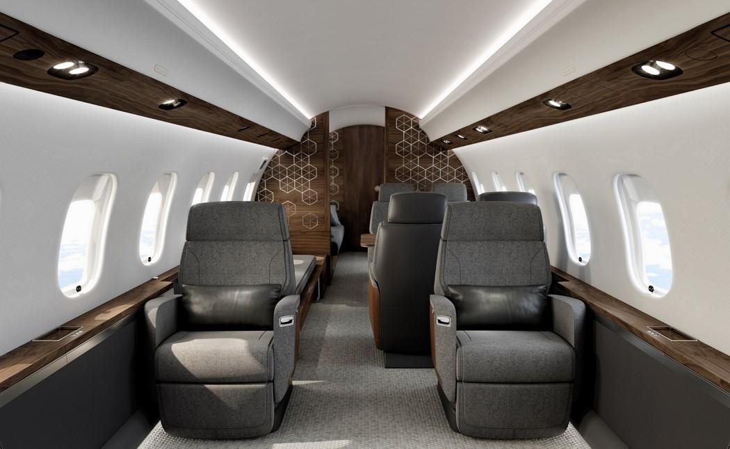 Club suite Global 6500