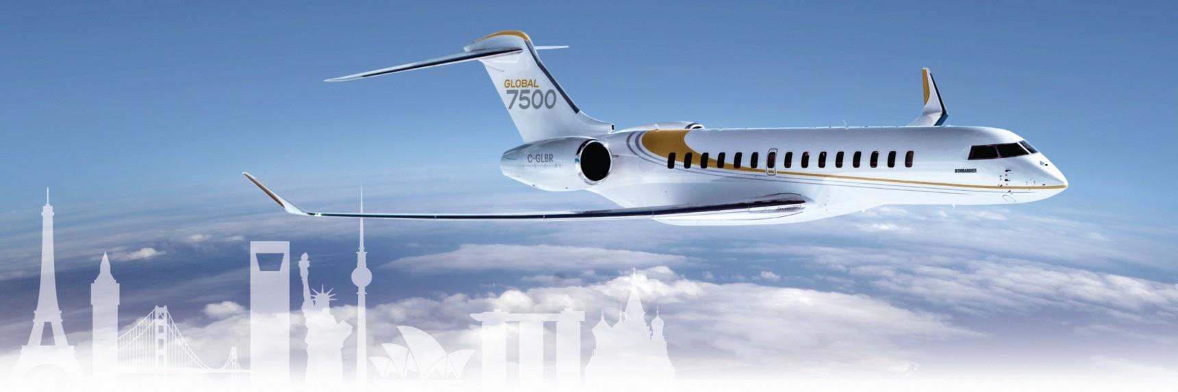Global 7500 world tour