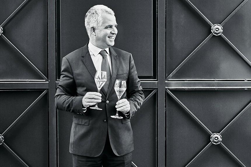 Director of the House of Krug, Olivier Krug